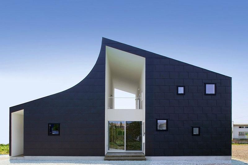 двуфамилна къща
