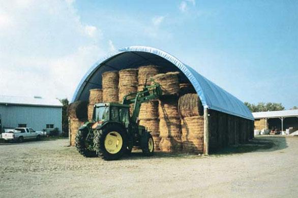 Grain stores