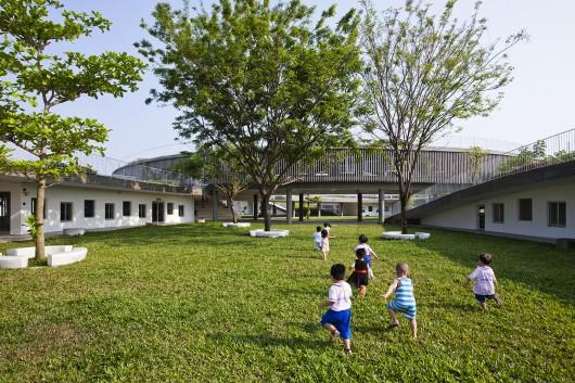 зелена детска градина