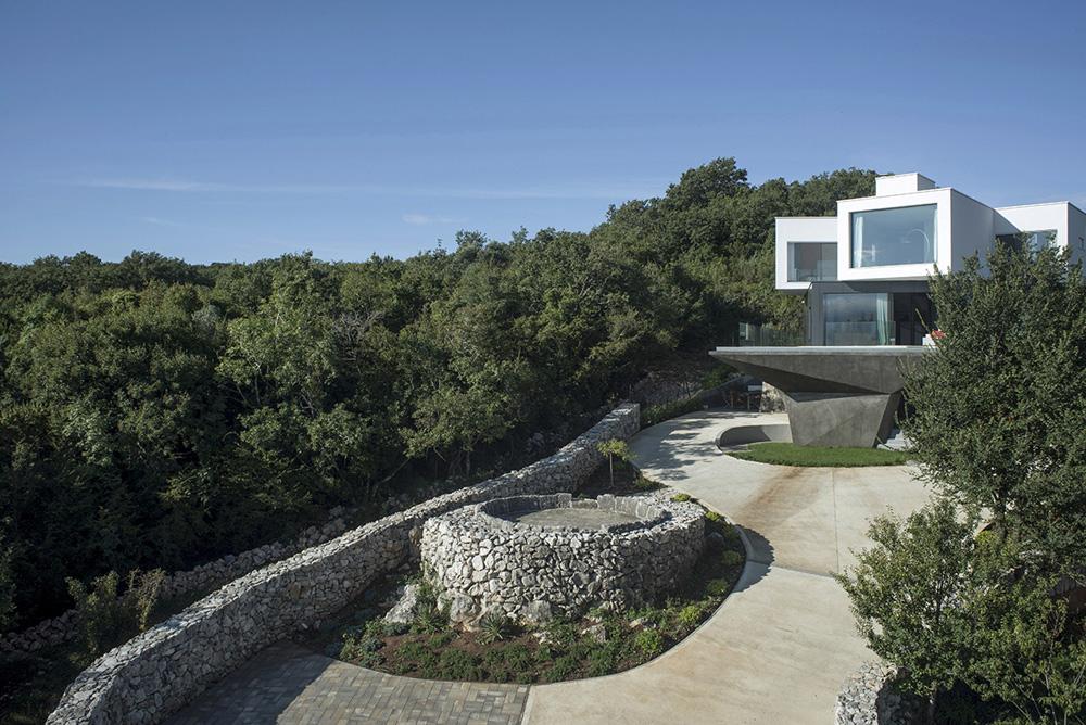 Gumno house by Turato Architecture