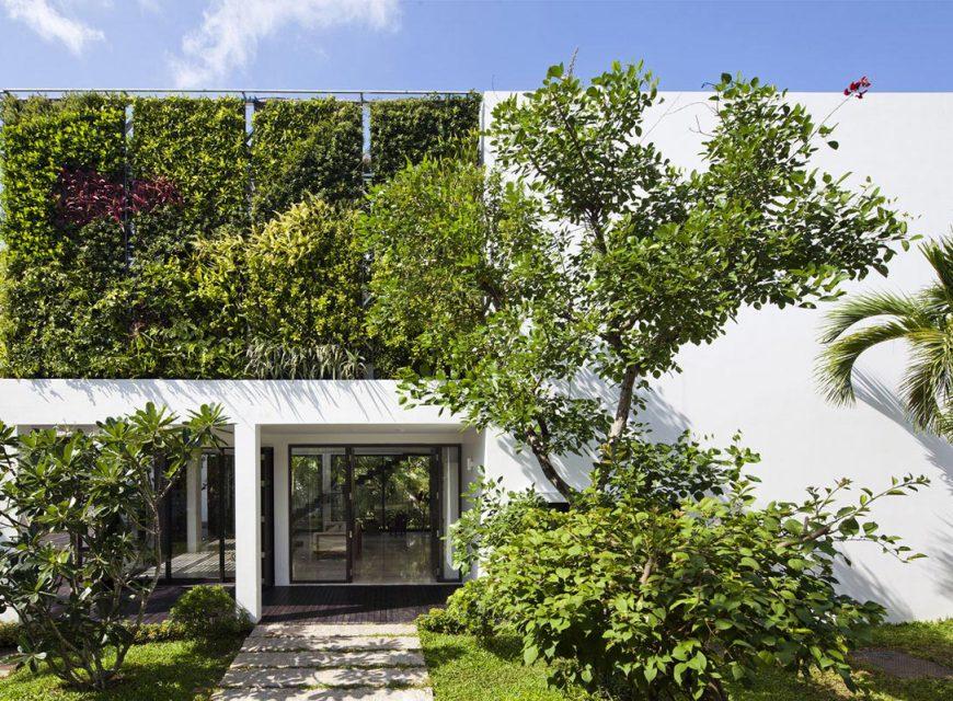 Реновирана вила Thao Dien House