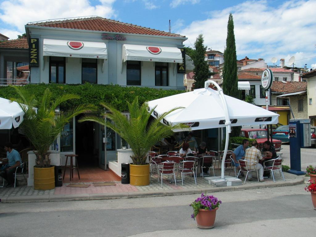 Don Vito, Ohrid juli 2004 1