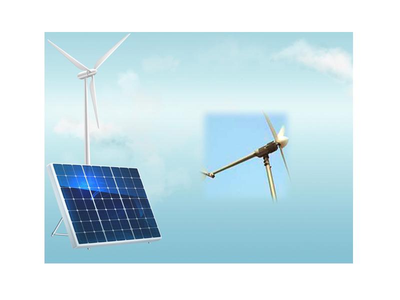 Портативни ветрогенератори и слънчеви батерии