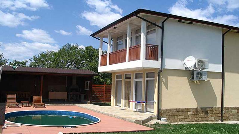 Вила в село Търнава с площ 137 кв.м.