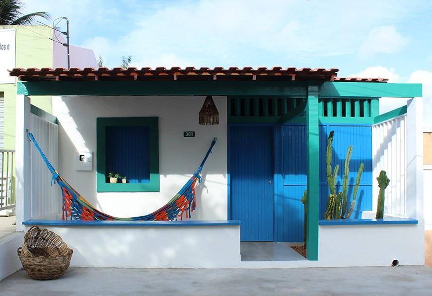 Нова традиционна бразилска къща